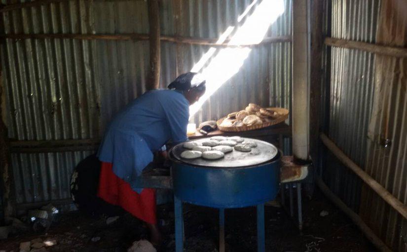 Kein Stillstand in BERADJE – Wir bauen eine Bäckerei